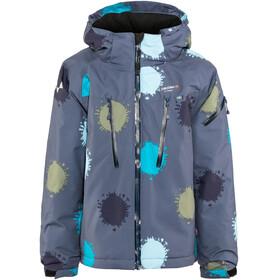 Isbjörn Kids Helicopter Winter Jacket Denim Globe